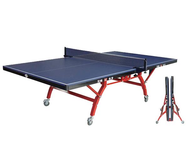 Table tennis table set